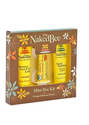 The Naked Bee The Naked Bee -Orange Blossom Honey Mini Bee Kit