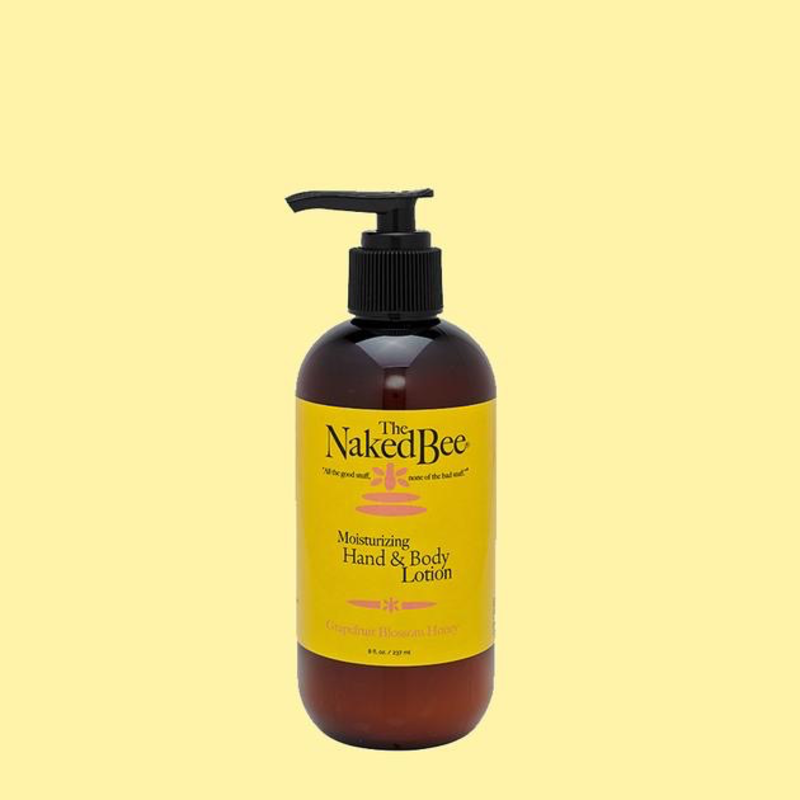 The Naked Bee Hand & Body Lotion - Grapefruit Blossom Honey