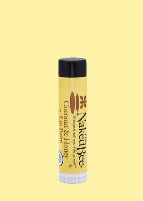 The Naked Bee The Naked Bee - Coconut & Honey  Lip Balm