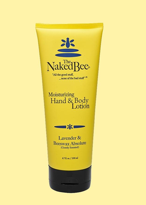 The Naked Bee The Naked Bee - Lavender & Beeswax Hand & Body Lotion 6.7 oz.