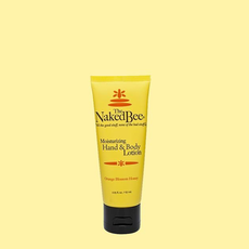 The Naked Bee The Naked Bee Hand & Body Lotion 2.25 oz. - Orange Blossom Honey