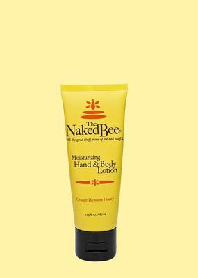 The Naked Bee The Naked Bee - Orange Blossom Honey Hand & Body Lotion 2.25 oz.