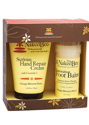 Hands & Feet Gift Set - Orange Blossom Honey