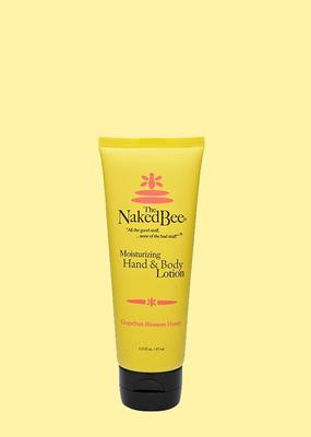 The Naked Bee The Naked Bee - Grapefruit Blossom Honey Hand & Body Lotion 2.25 oz.