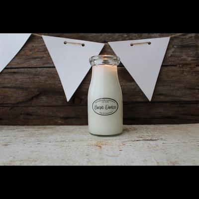 Milkhouse Candle Creamery Milkhouse Candle Creamery Milk Bottle:  Barn Dance