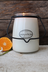 Milkhouse Candle Creamery Milkhouse Candle Creamery Butter Jar 22 oz:  Dancing in the Rain