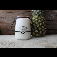 Milkhouse Candle Creamery Milkhouse Candle Creamery Butter Jar 22 oz:  Pineapple Gelato