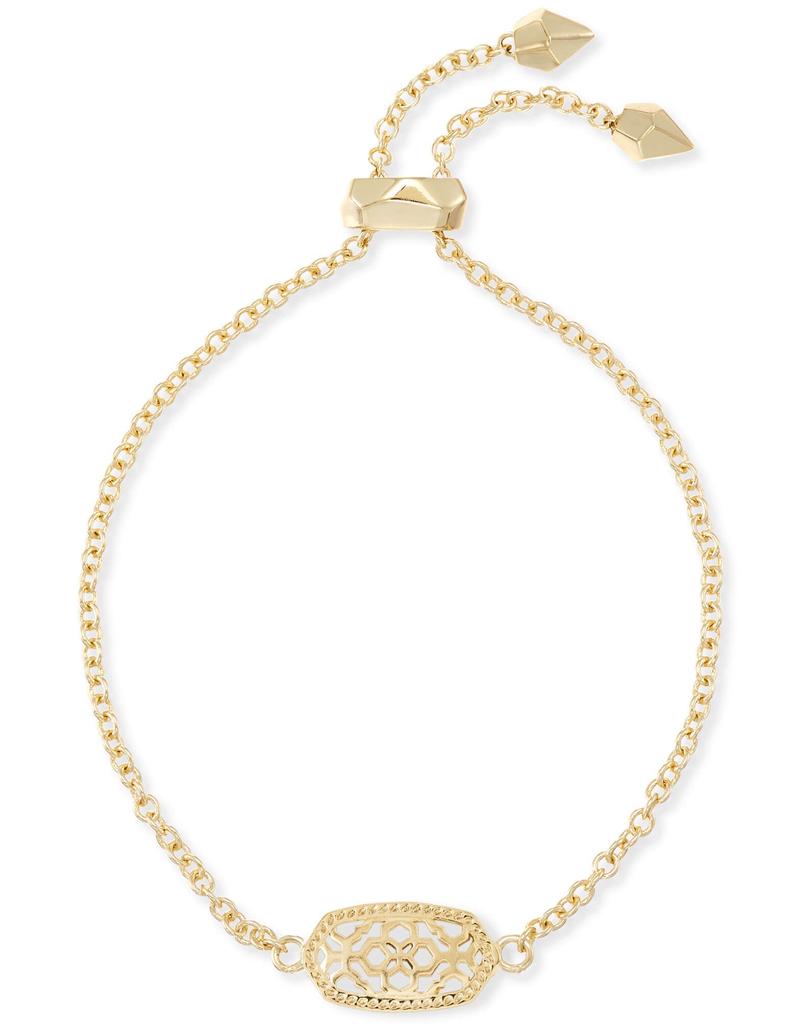Kendra Scott Kendra Scott Elaina Bracelet Gold Filigree Metal
