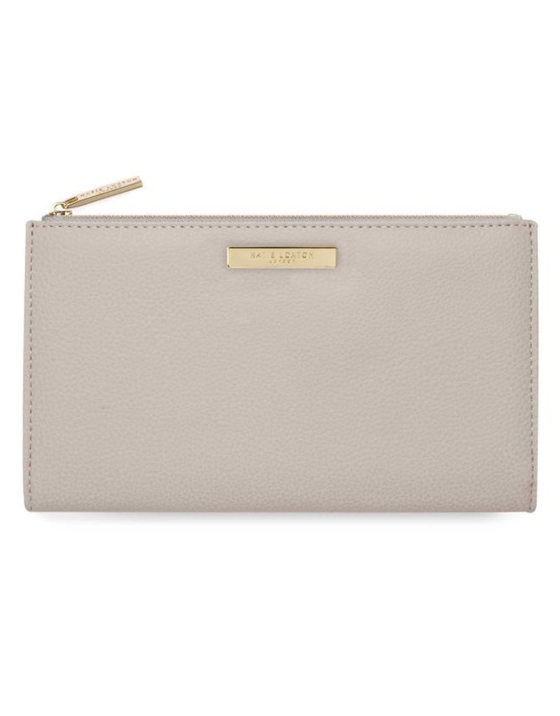 Katie Loxton Alise Fold Out Purse - Stone
