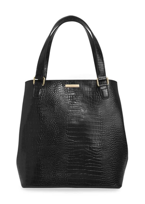 Celine Croc Day Bag