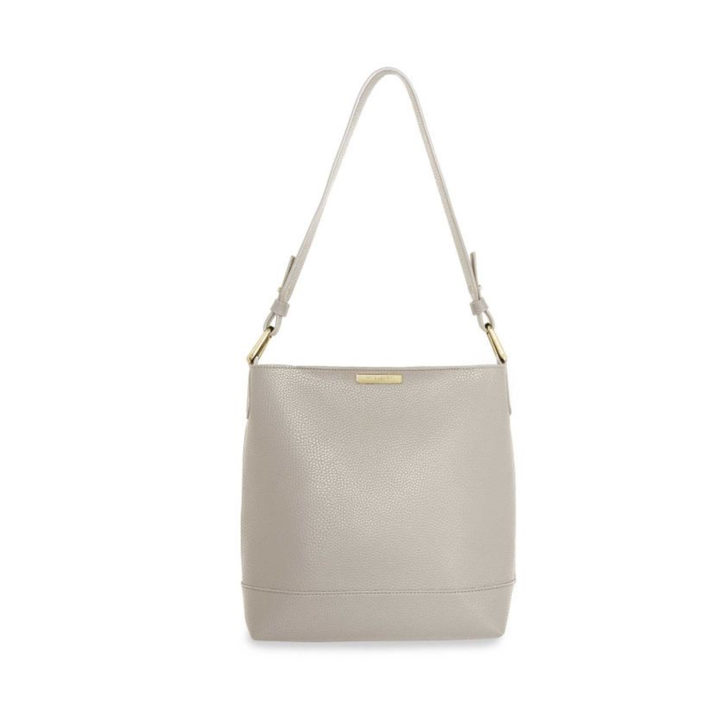 Katie Loxton Elle Day Bag - Warm Grey