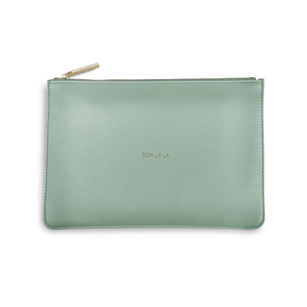 Katie Loxton The Perfect Pouch - Ooh LaLa - Mint