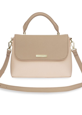 Accessories Talia Two Toned Messenger