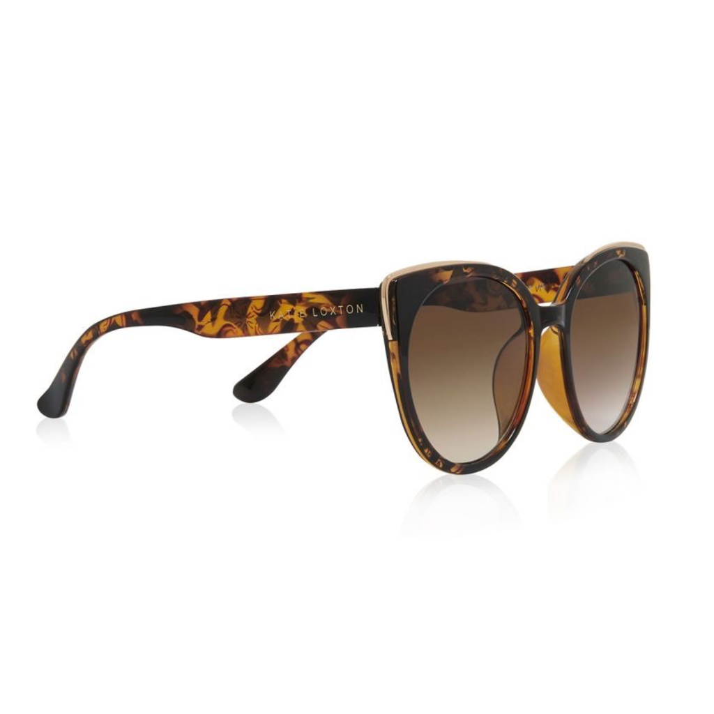 Amalfi Tortoiseshell Sunglasses
