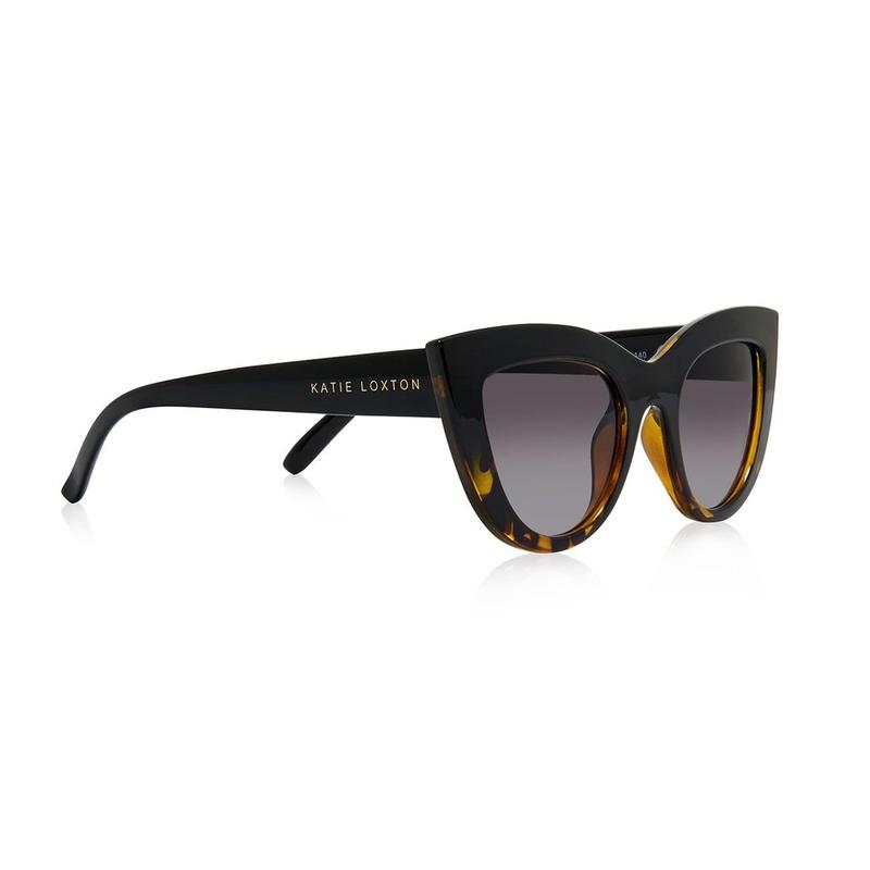 Capri Tortoiseshell Gradient Sunglasses