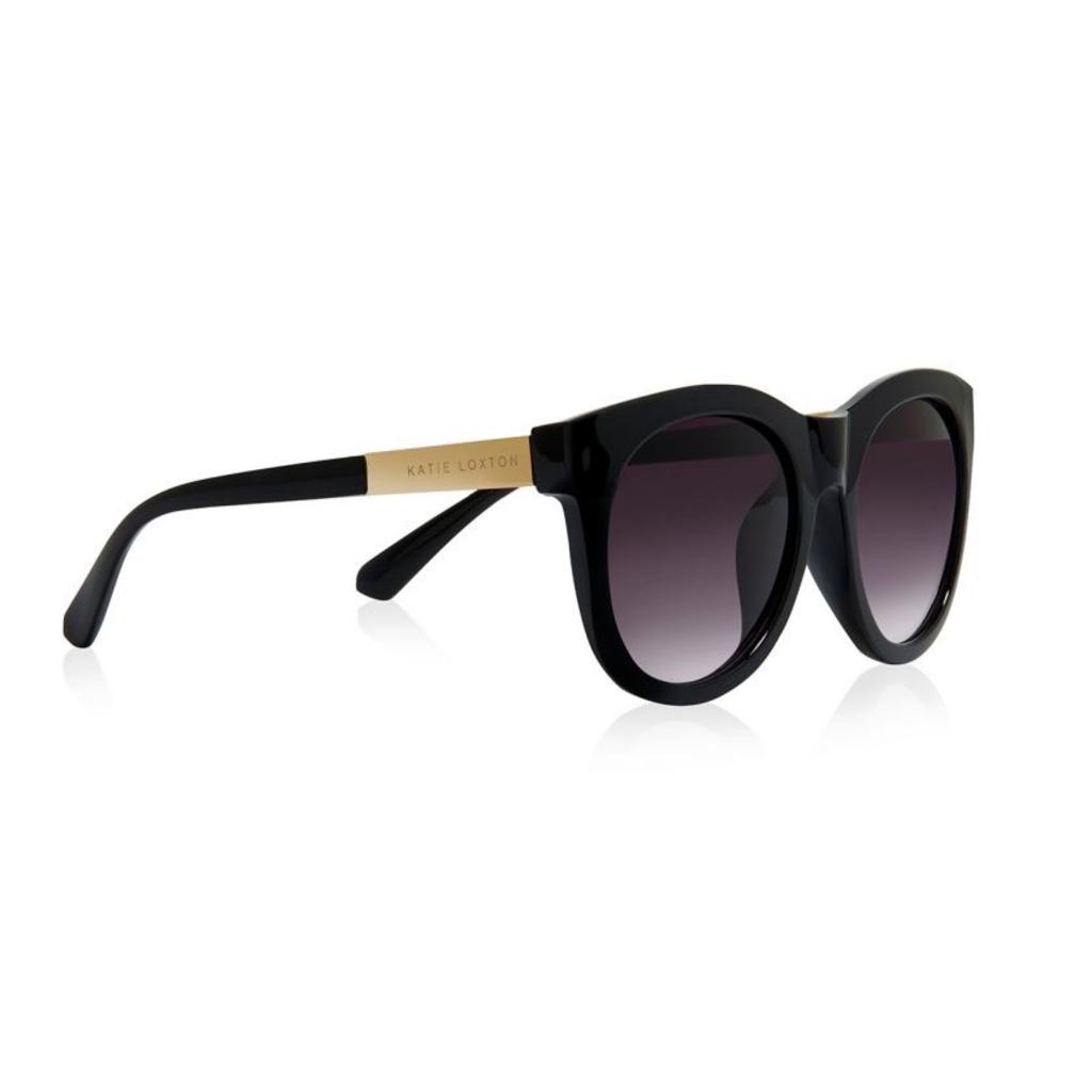 Vienna Black Sunglasses