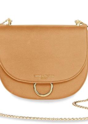 Lucia Saddle Bag - Tan