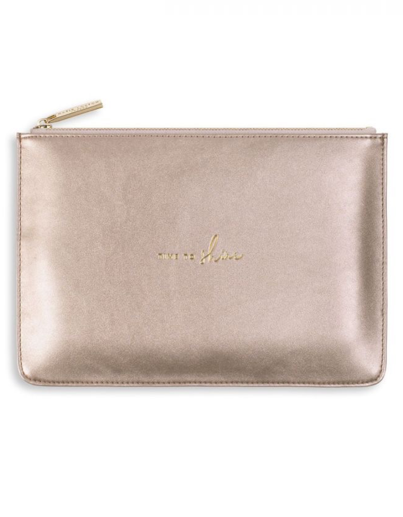 Katie Loxton Pebble Perfect Pouch -Time To Shine