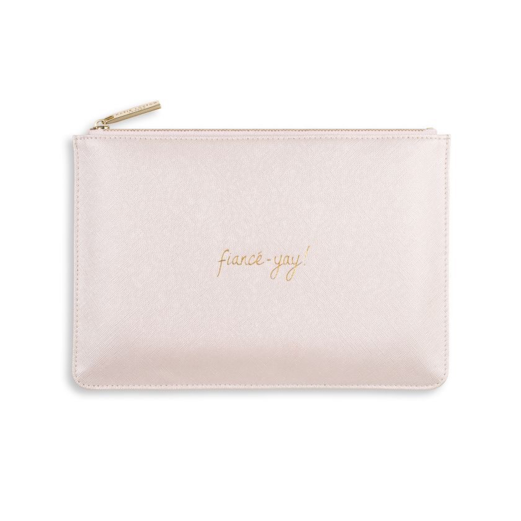 Katie Loxton Perfect Pouch - Fiance-yay -