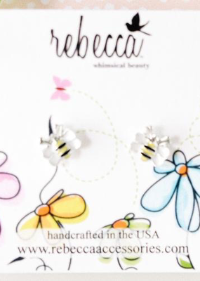 Rebecca Bumble Bee Earrings