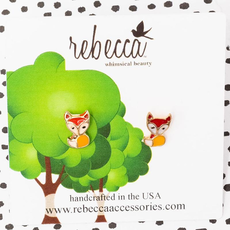 Rebecca Fox Earring
