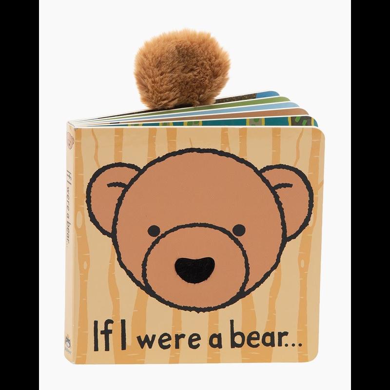 Jellycat Jellycat If I Were a Bear Book