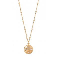Spartina 449 Sea La Vie Necklace Locket  Fleur de Lis