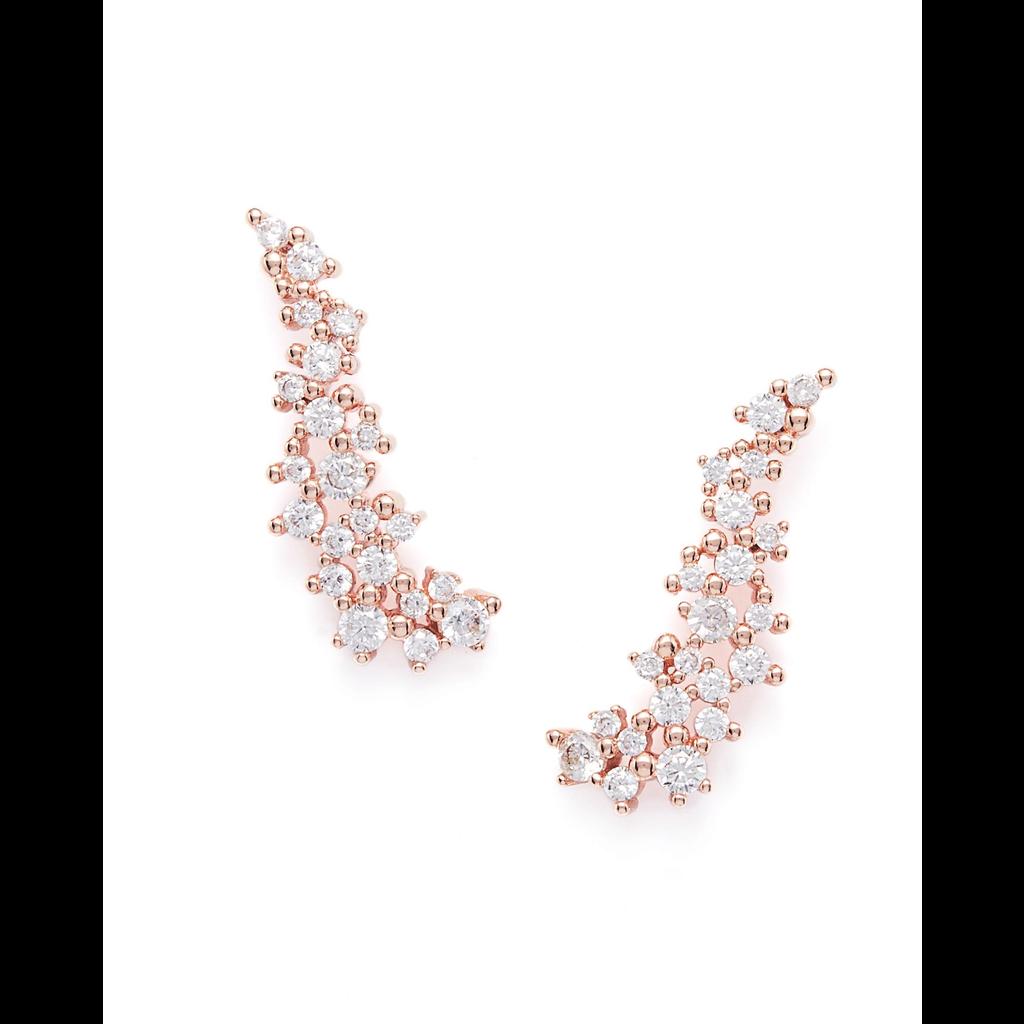 Kendra Scott Kendra Scott Petunia Earrings in Rose Gold