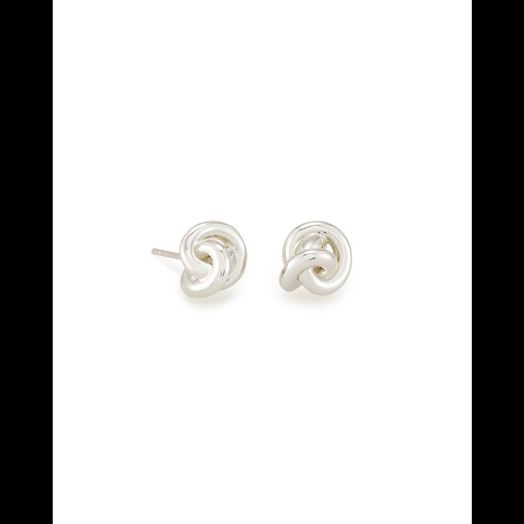 Kendra Scott Kendra Scott Presleigh Stud Earrings in Silver