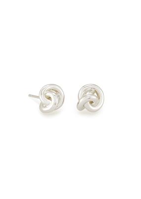 Kendra Scott Kendra Scott Presleigh Silver Stud Earrings