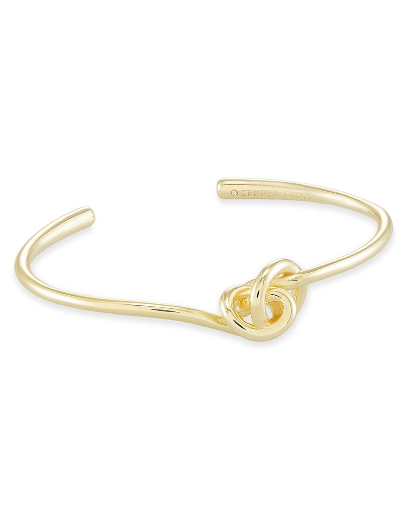 Presleigh Gold Cuff Bracelet