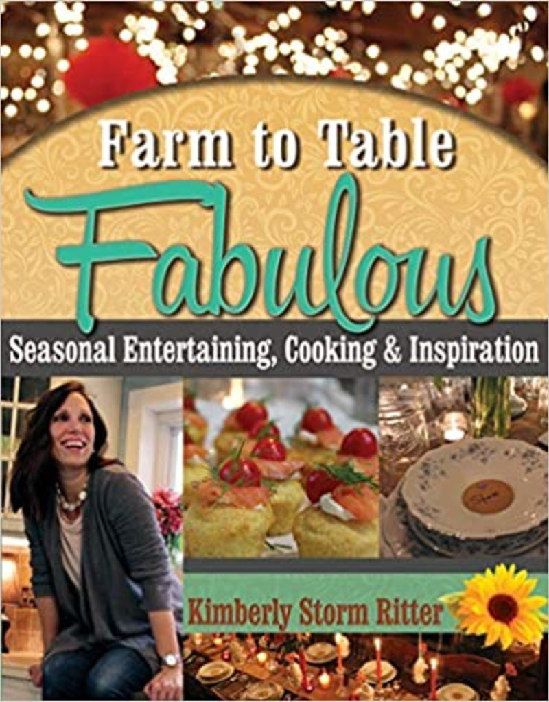 Great American Publishers Farm to Table Fabulous Cookbook