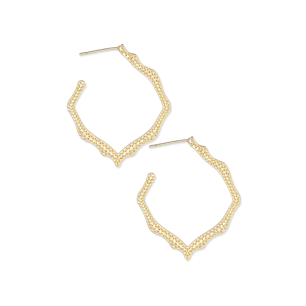 Kendra Scott Kendra Scott Miku Earring Gold Metal