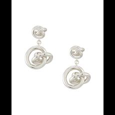 Kendra Scott Kendra Scott Presleigh  Drop Earrings in Silver