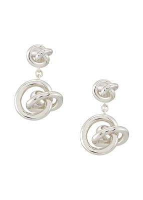 Kendra Scott Kendra Scott Presleigh Silver Drop Earrings