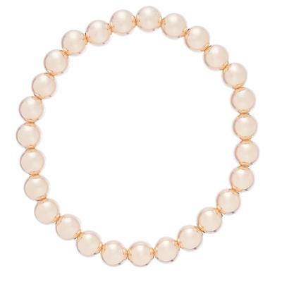 enewton enewton Classic Gold 7mm Bead Bracelet