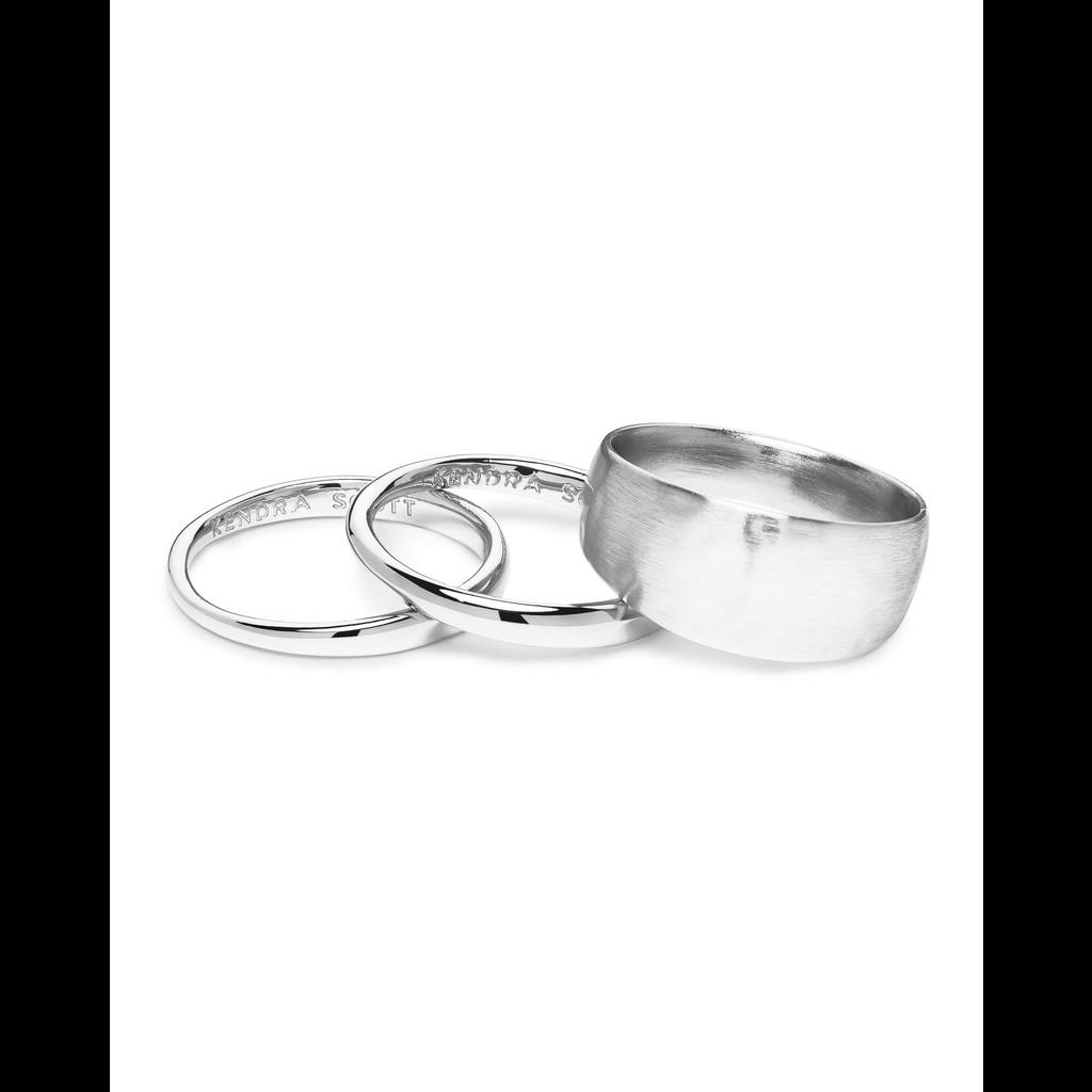 Kendra Scott Kendra Scott Terra Ring BSV Metal 7