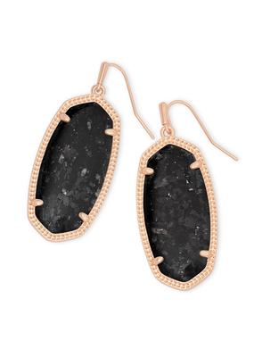 Kendra Scott Kendra Scott Elle Earring RSG Black Granite