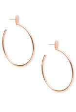Kendra Scott Kendra Scott Pepper Earrings RSG Metal