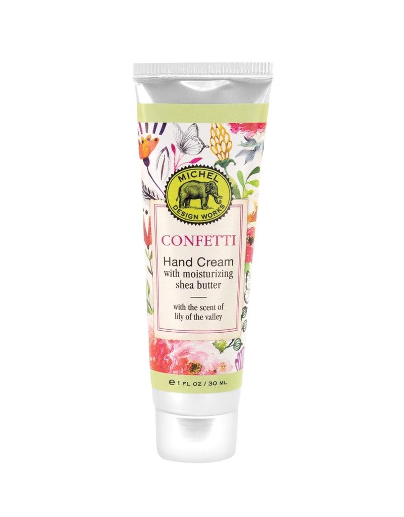 Michel Design Works - Confetti Hand Cream 1 oz