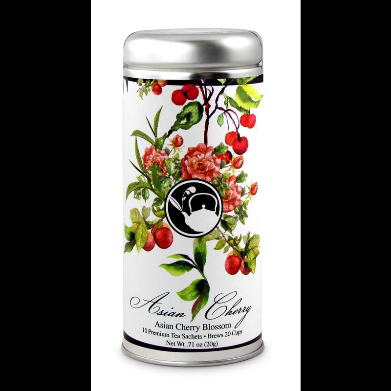 The Tea Can Company Asian Cherry Blossom Tea