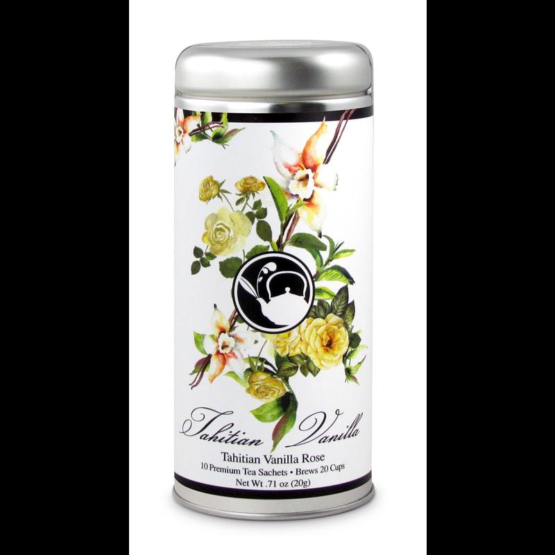 The Tea Can Company Tahitian Vanilla Tea