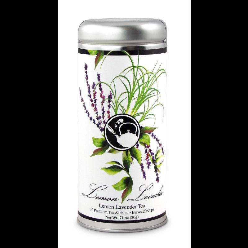 The Tea Can Company Lemon Lavender Tea