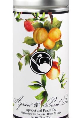 The Tea Can Company Apricot & Peach Tree Tea