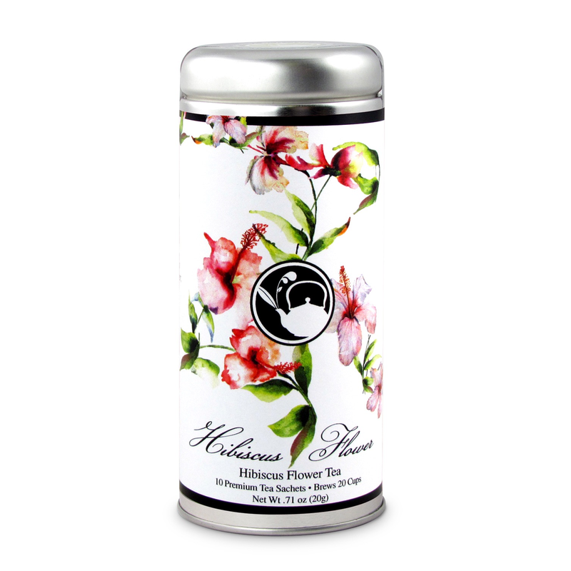 The Tea Can Company Hibiscus Flower Tea