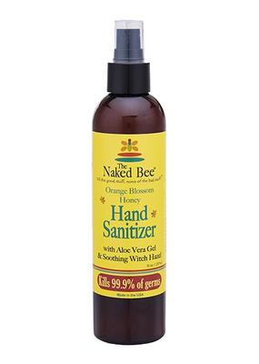 Hand Sanitizer - Orange Blossom Honey