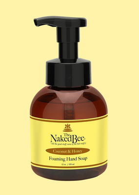The Naked Bee The Naked Bee - Foaming Hand Soap Coconut & Honey