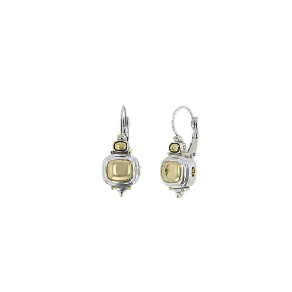 John Medeiros John Medeiros - Nouveau Gold Dome French Wire Earrings