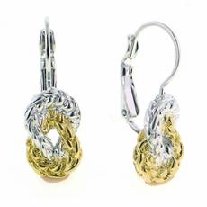 John Medeiros John Medeiros - Anvil Knot Earrings