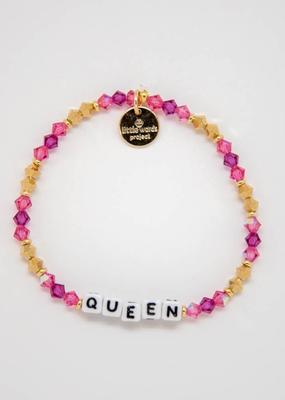 Little Words Project Queen Bracelet